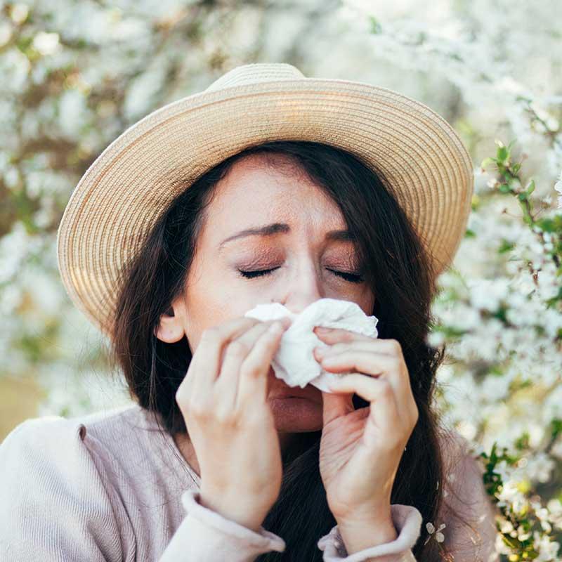 We Offer Allergy Testing in Casper and Douglas